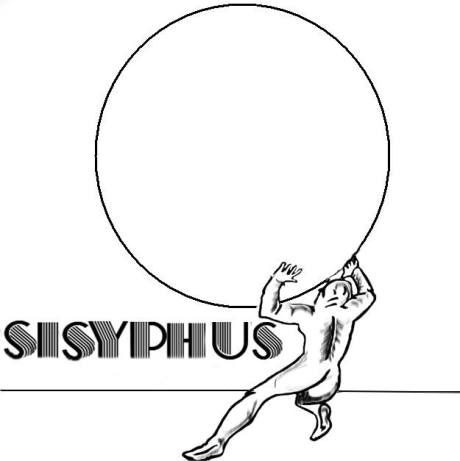 Sisyphus fine art exhibition Derby