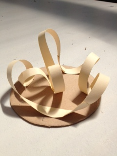 revolve model sculpture by Gregory