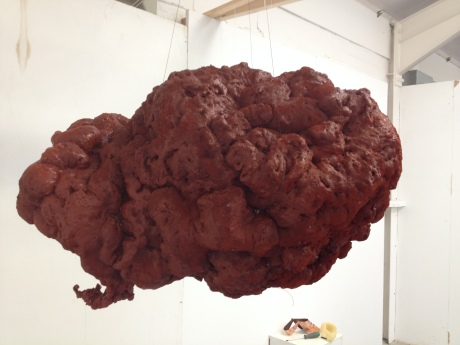 Gregory's sculpture, Possibilities III. 2014