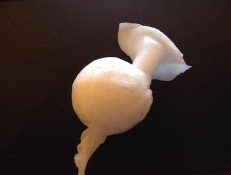 Gregory, artist, new work,plastic sculpture, liquid plastics
